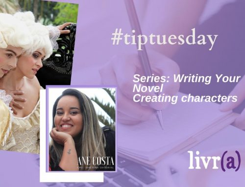 Creating characters – Series Writing Your Novel